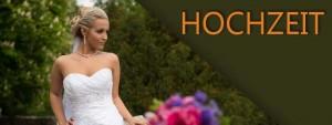 Hochzeit-Banner-Button